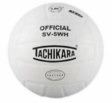Tachikara SV-5WH Game Volleyball Leather NFHS NEW