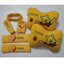 New Winnie the Pooh Car Accessories 7 PCS