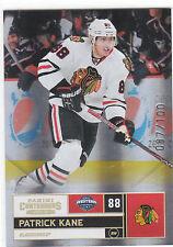 2011/12 Panini Contenders Gold Patrick Kane Chicago Blackhawks 087/100
