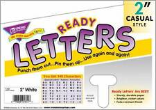 "140 school classroom display board tendance prêt lettres blanc 2"""