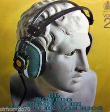 WALDO DE LOS RIOS El Sonido Magico Vol. 2 OZ LP 1960s
