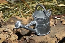 Watering Can Dollhouse Miniature Garden Diorama Metal 1:12 Scale Fairy Garden