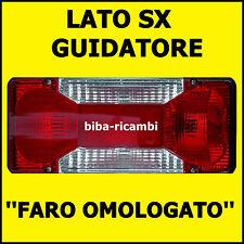 FARO LATO-SX FANALI POSTERIORI IVECO / PEUGEOT BOXER / CITROEN JUMPER / DUCATO