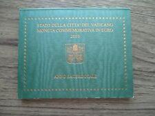 2 euro Commémorative VATICAN 2010