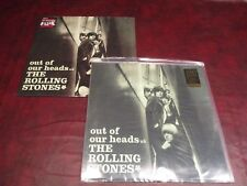 ROLLING STONES Out of Our Heads 180 GRAM USA&UK 03 PRESSED PLAY 1 COLLECT 1 SET