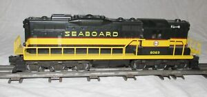 Lionel 6-8063 Seaboard SD-9 Diesel Locomotive (Powered) O Gauge