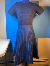 Maje Women's Dress H16ROYAUME BLEAU RN:132784 Color Blue Size 3