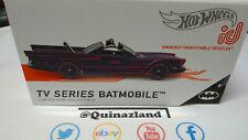 Hot Wheels ID Tv Serie Batmobile   (NG110)