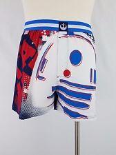 Bioworld Star Wars R2D2 Boxers Underwear Navy White Red