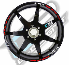 Strisce adesive per cerchi moto tipo 2 HONDA VFR 1200 800 new sticker strip