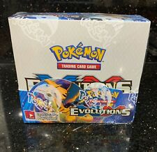 36 Booster Pack XY Evolutions Pokemon Cards 2016 English Sealed Box | Genuine