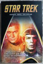 Star Trek City on the Edge of Forever Original Teleplay Graphic Novel Book