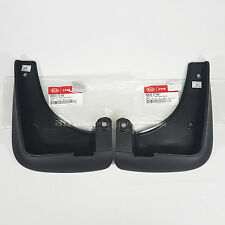 Oem Front Mud Guards Flaps Cover LH RH 2EA-1SET For Kia Optima 2011-2015