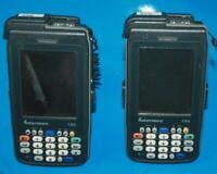 Lot of 2 Intermec CN3 Handheld Mobile Computer Barcode Scanner #6 box3 @H41
