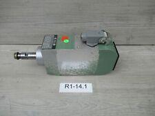 ELTE Type: EVS31 9/2 Spindle Motor 18000upm 300Hz