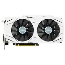 Asus NVIDIA Dual GeForce GTX 1060 OC 6GB GDDR5 DVI/2HDMI/2DisplayPort pci-e