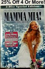 Mamma Mia (DVD, 2009, 2-Disc Set, Special Edition)