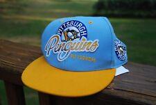 Pittsburgh Penquins Vintage Hockey snapback cap
