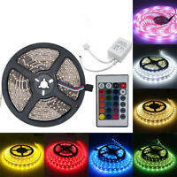 LED Luce Nastro Tutti i Colori 3528 IMPERMEABILE  LED Strip Light 5m