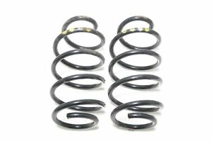 Springs Chassis Springs Front VW Golf 5 Golf 6 Gti 1x Yellow 1x White 2x Yellow