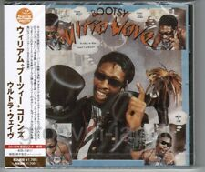 Sealed BOOTSY COLLINS Ultra Wave JAPAN CD WQCP-1320 George Clinton, P-FUNK FreeS