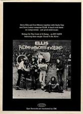 Ellis Riding On The Crest Of A Slump LP advert Time Out cutting 1972 #1 ONE