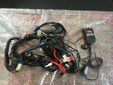 Yamaha YZF R1 5VY 2006 Complete wiring loom + Data Tool Alarm + Fob