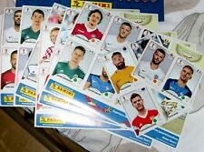 PANINI FIFA WORLD CUP RUSSIA 2018 ~ 42 DIFFERENT STICKERS