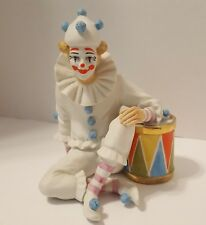 "Carnival of Clowns ""Between Acts"" By Ben Black Doulton Intnl 1983 #3152 of 3500"