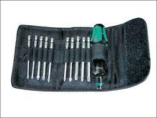 Wera - Kompakt 41 Screwdriver Bit Holding  Kit of 11 Pouch - 5059299001