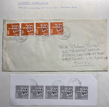 1994 Luanda Angola Government Forces Cover To Worthing England