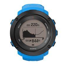 Uhr GPS Wandern Outdoor Bergsteigen SUUNTO VERTICAL Blue