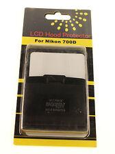 Cámara SLR Nikon D700 D LCD Hood Protector Nuevo