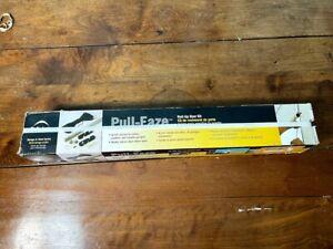 ShelterLogic Pull Ease Roll-Up Garage/Sheds/Shelter Door Kit 037-1158-4 NEW