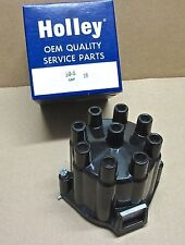New Holley distributor cap #30-5, D308R Chevrolet, Buick, Olds,Pontiac 1956-76