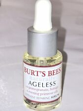 Burt's Bees Naturally Ageless Intensive Repairing Serum w/Pomegranate w/out box