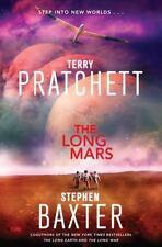 The Long Mars: A Novel (Long Earth)-ExLibrary