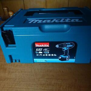 Makita DHP482 Avvitatore trapano con percussione 18V solo corpo + valigetta