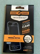 Gadget Guard FILM Screen Protector for Samsung Galaxy S7 Edge - Original Edition