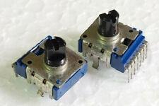 Deux potentiomètres ALPS :Lecteur de cassette SONY TC-WR520,Pièces détachées.