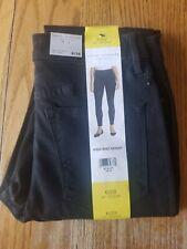 Social Standard Sanctuary High Rise Skinny Jeans Bluestone Jet Black Camo Green