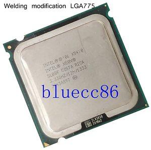 Intel Xeon X5470 LGA775 3.33GHz Quad-Core CPU Processor no need adapter QX9650