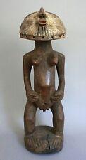 A rare female Luba figure · Luba Figur · Statue Luba · LUBA ·  R.D.DU CONGO