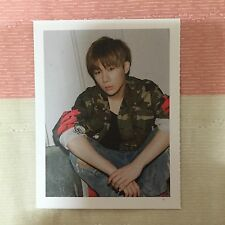 Infinite 5th Mini Album Reality Bad Date Coupon Sungkyu PhotoCard Officia K-POP.