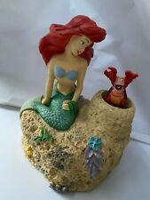 Disney's Little Mermaid Ariel and Sebastian Music Box in original Box