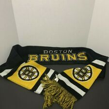 NHL - Boston Bruins - Scarf - Apparel - 5' Length - Forever Collectibles
