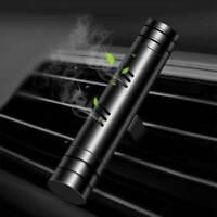 Black Universal Car Air Freshener Long Lasting Air Vent Perfume Car Accessories#