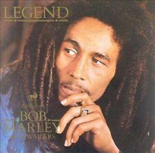Legend by Bob Marley/Bob Marley & the Wailers (CD, 1984, Island (Label))