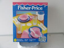 Fisher-Price vritrage  Servies