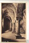 50 - cpa - LE MONT SAINT MICHEL - Abbaye - Crypte de l'Aquilon